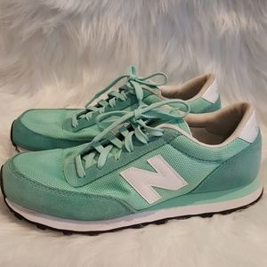 RARE Colored Mint New Balance Sneakers